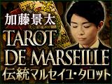 人類見守り続け300年[運命導く究極の78枚]伝統マルセイユ・タロット